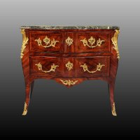 Commode estampillee Lardin
