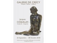 Jacques Coquillay, 22 septembre -28 octobre 2018
