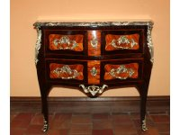Commode estampillee Jean Georges SCHLICHTIG