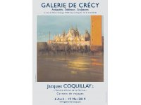 Jacques Coquillay, 6 avril - 19 mai 2019