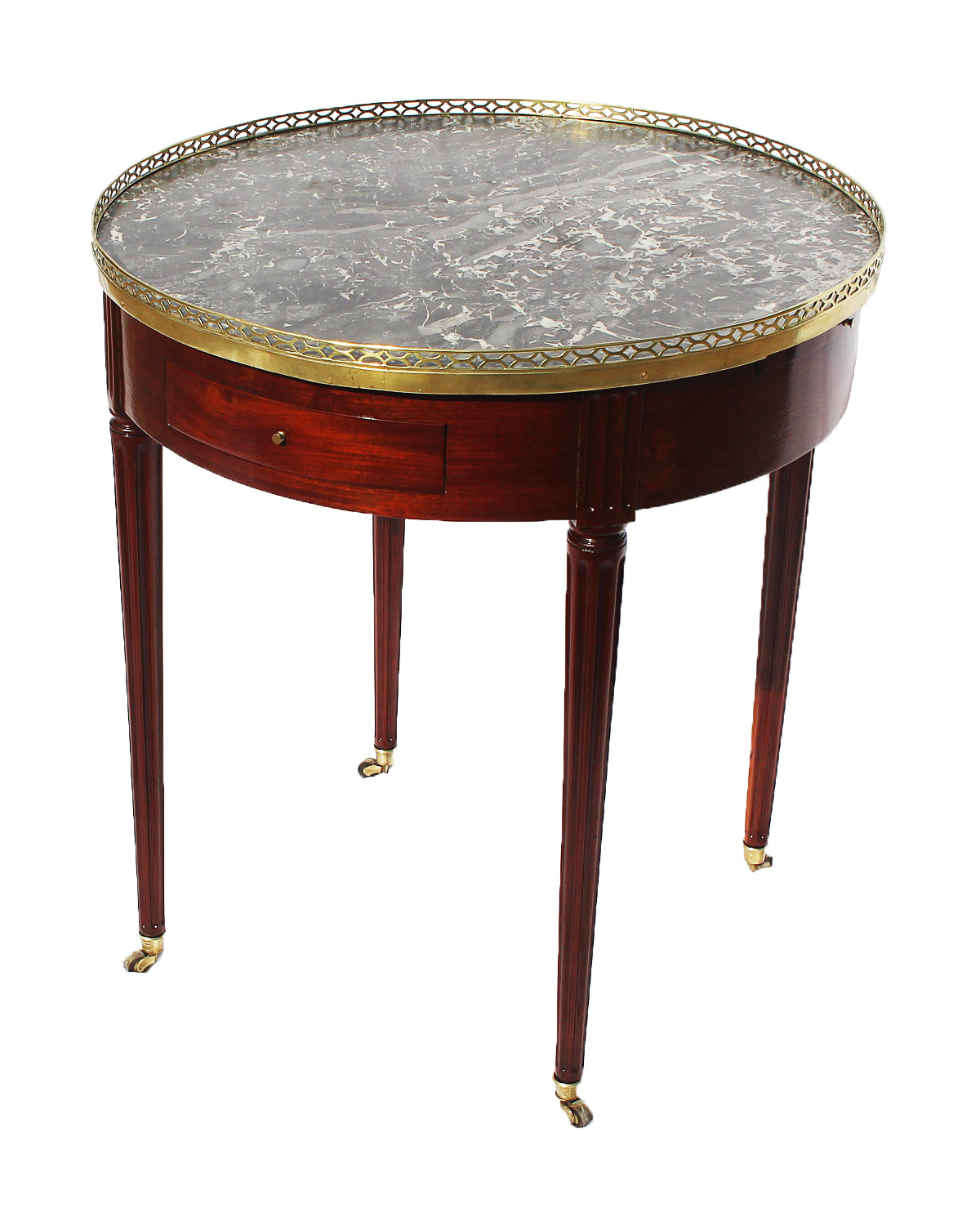 Table Bouillotte d epoque Louis XVI